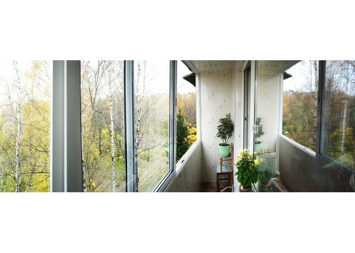 Остекление лоджий и балконов пластиковыми окнами ПВХ